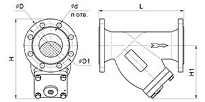 Фильтр ФМФ технические характеристики