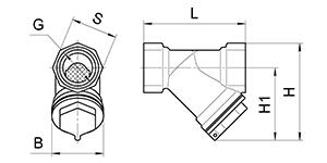 Фильтр ФММ технические характеристики